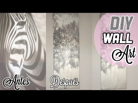 DIY ZGallerie Inspired Wall Art|Nady