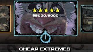 Urban Trial Freestyle | Cheap Extremes - Time Attack Mode | 5 stars ⭐⭐⭐⭐⭐ | մոտո ֆրիսթայլ