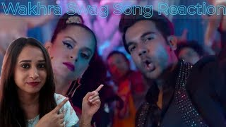 The Wakhra Song Reaction   Judgementall Hai Kya   Kangana & Rajkummar   Reaction Mania