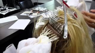 Идеальное мелирование на занятиях BazhenovSystems(Школа BazhenovSystems - это не просто курсы парикмахеров, а эффективное обучение основам парикмахерского искусств..., 2016-05-09T06:08:48.000Z)