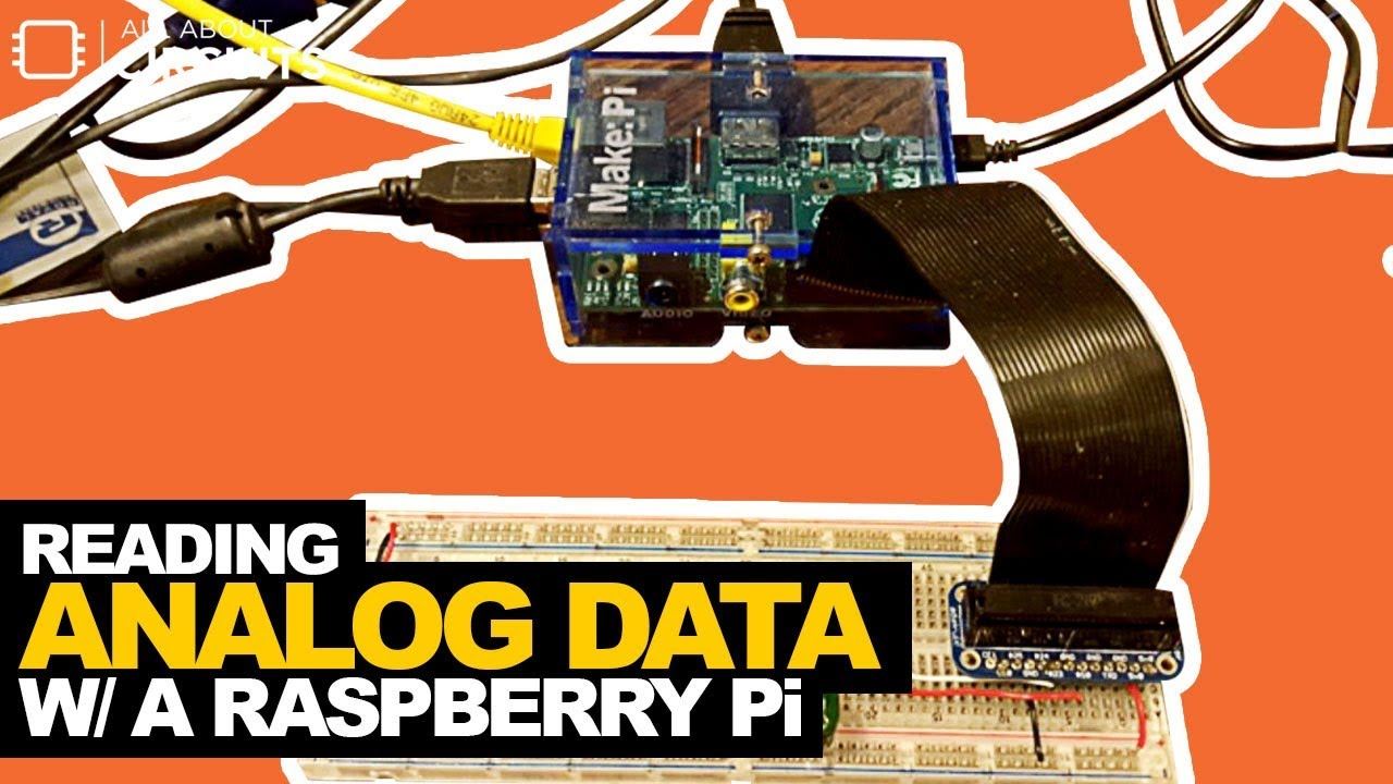 Building Raspberry Pi Controllers Part 5: Reading Analog