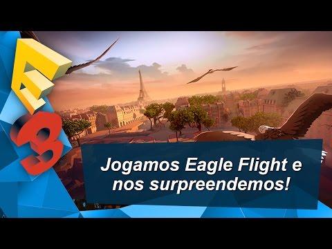 E3 2016 - Me surpreendi e adorei Eagle Flight da Ubisoft!