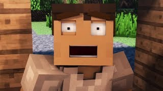 Transformers in Minecraft - A Minecraft Animation Short