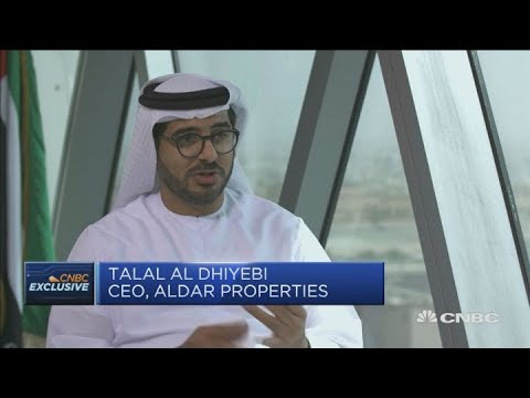 Investors In UAE Real Estate Should 'get Excited': Aldar Properties | Capital Connection