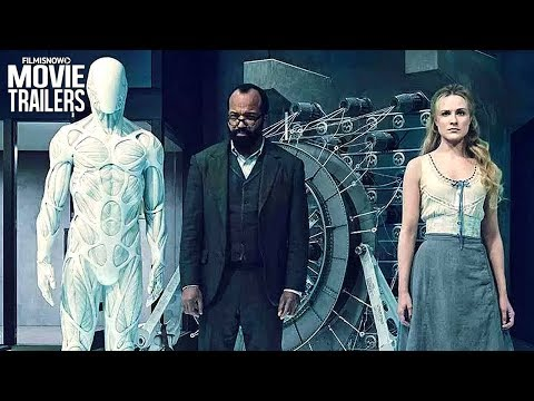 WESTWORLD - SEASON 2 Trailer Brings The...