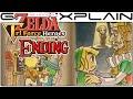 Zelda Tri Force Heroes Ending