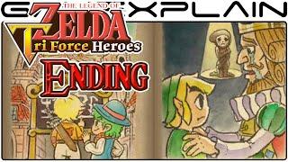 Zelda: Tri Force Heroes - Ending