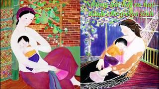 Những bài hát ru hay dành cho trẻ sơ sinh (60 phút)