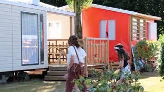 Camping Le Clos de Balleroy *** dans le Calvados en Normandie