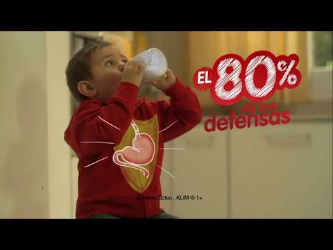 Alimento Lácteo KLIM® 1+ FORTIPROTECT®