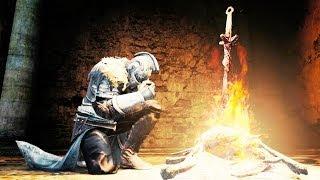 DARK SOULS 2 - Gameplay do Início com Legendas em Português PT-BR (Dark Souls II)