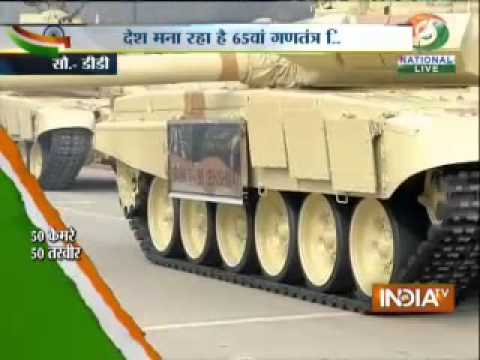 Watch Republic day celebration at 50 different places, Part 2