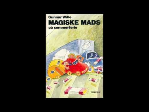 Magiske Mads på sommerferie Del.2
