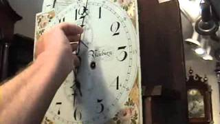 Setting Up Your Longcase Clock With Allan Smith Antique Clocks