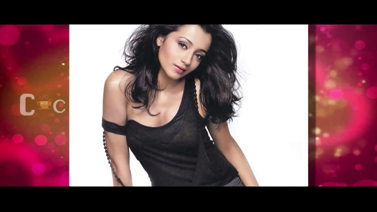 Trisha Hot And Sexy Photoshhot Latest Telugu Film News Tollywood News