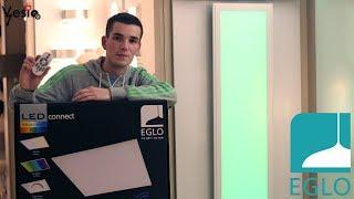 Ugradni RGB Smart paneli EGLO