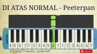 peterpan pianika - diatas normal