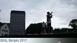 Girls, Bergen 2017