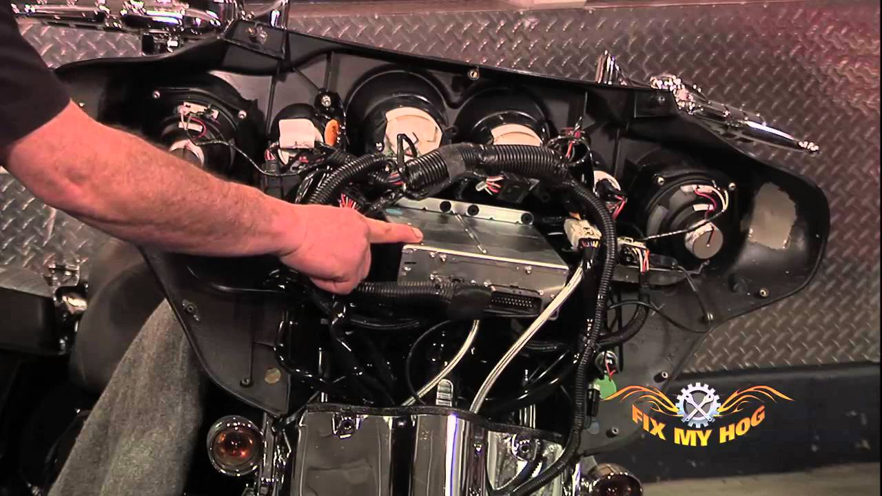 Fix My Hog - Hawg Wired (Installation) - YouTube