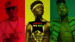 Kuami Eugene ft Shatta Wale & Samini - Ghana We Dey (Official Audio)