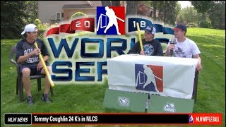 World Series Pregame Show | MLW Wiffle Ball 2018