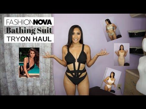 FASHION NOVA BIKINI TRY-ON HAUL | Hit or Miss??!
