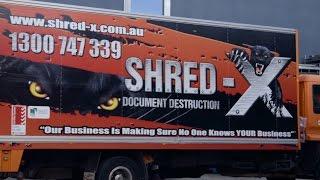 Shred-X IPaM film