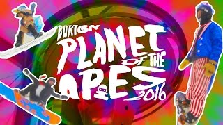 Burton PLANET OF THE APES 2016 - Snowplanet NZ