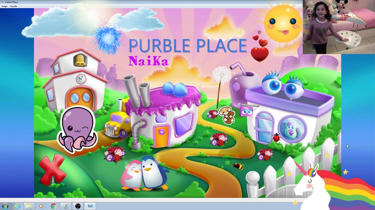 play purble place windows 7