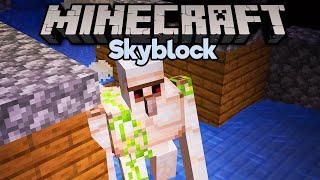 Skyblock Iron Farm! ▫ Minecraft 1.15 Skyblock (Tutorial Let's Play) [Part 13]