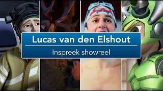Lucas van den Elshout - Inspreek Showreel
