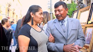 The Sacrifices an Agricultural Worker Makes for His Family | The New Yorker Documentary