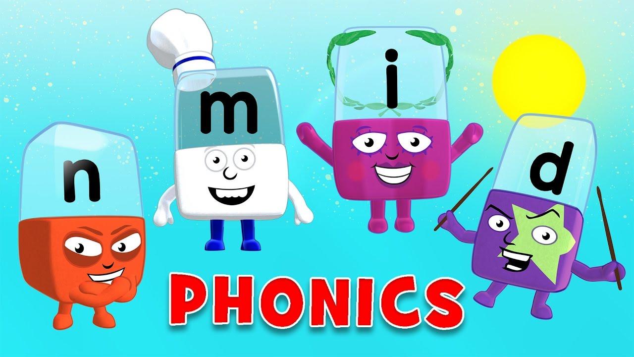 Alphablocks Jolly Phonics Learning The Alphabet Sounds ...