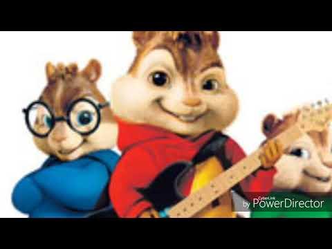 Les chipmunks / je vais vous pécho ! !!