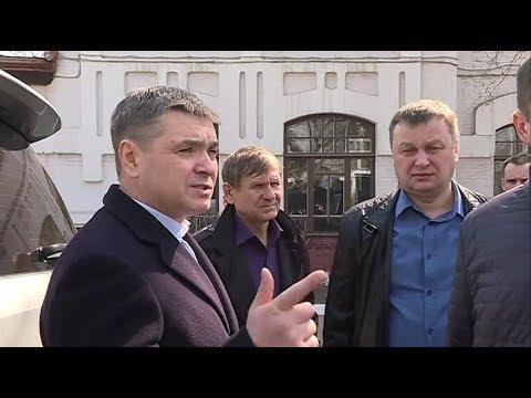 Благоустройство округа на выездом совещании проверил глава администрации Уссурийска