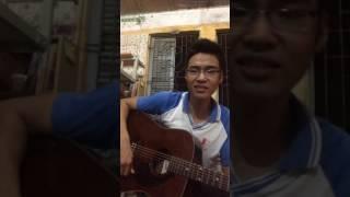 Nắm lấy tay anh - guitar Trần Đức Dương