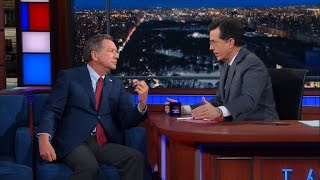 John Kasich Says 'The Debates Are The Dumbest Thing Going'
