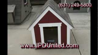 Video 25 - Dog Houses, Fancy Dog Houses -- Jpd United