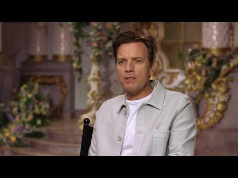 "Beauty and the Beast: Ewan McGregor ""Lumiere"" Behind the Scenes Movie Interview"