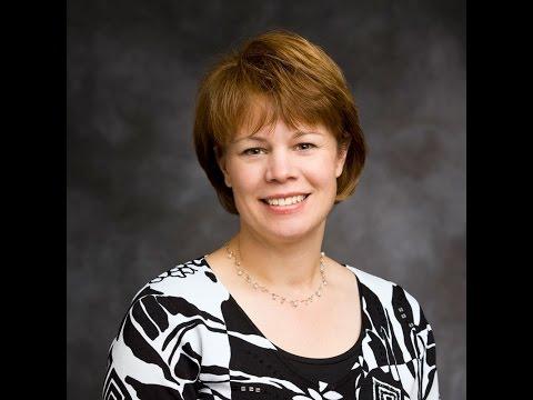 Mira la Conferencia de la mujer en BYU - Sharon Eubank