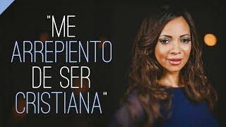 Diana Mendiola ya no es Cristiana |