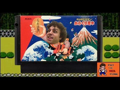 Random Famicom Fun - Pat the NES Punk