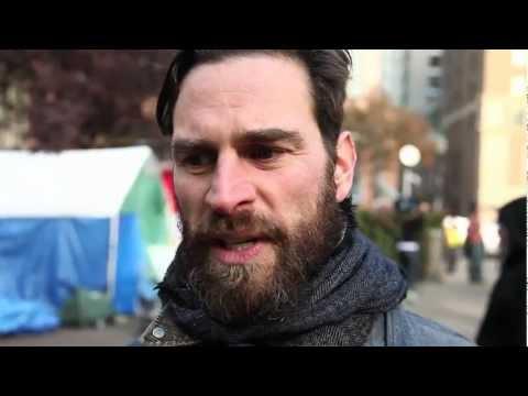 Occupy Movement com Michael Stone