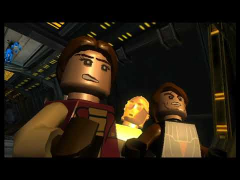 Lego Star Wars 3 The Clone Wars - Destroy Malevolence Co-Op Story Mode |