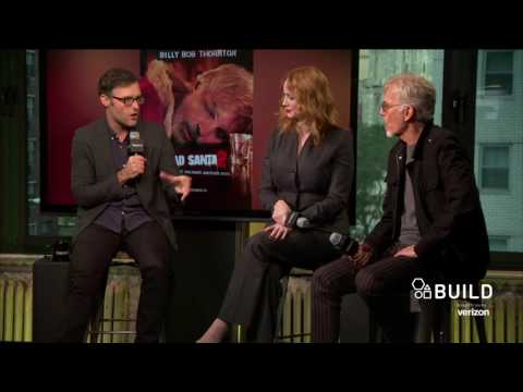 Christina Hendricks Talks About Sex Scenes With Billy Bob Thornton | BUILD Series