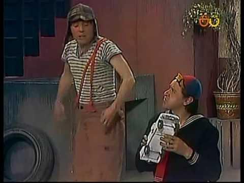 9. El Chavo Del 8 - Chicle En El Sombrero [1974] - BUENA CALIDAD