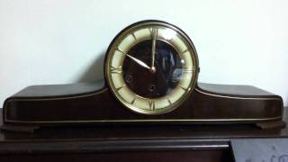 Mauthe Mantle Clock - Westminster Chime