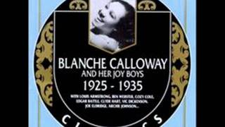 Blanche Calloway Lazy Woman