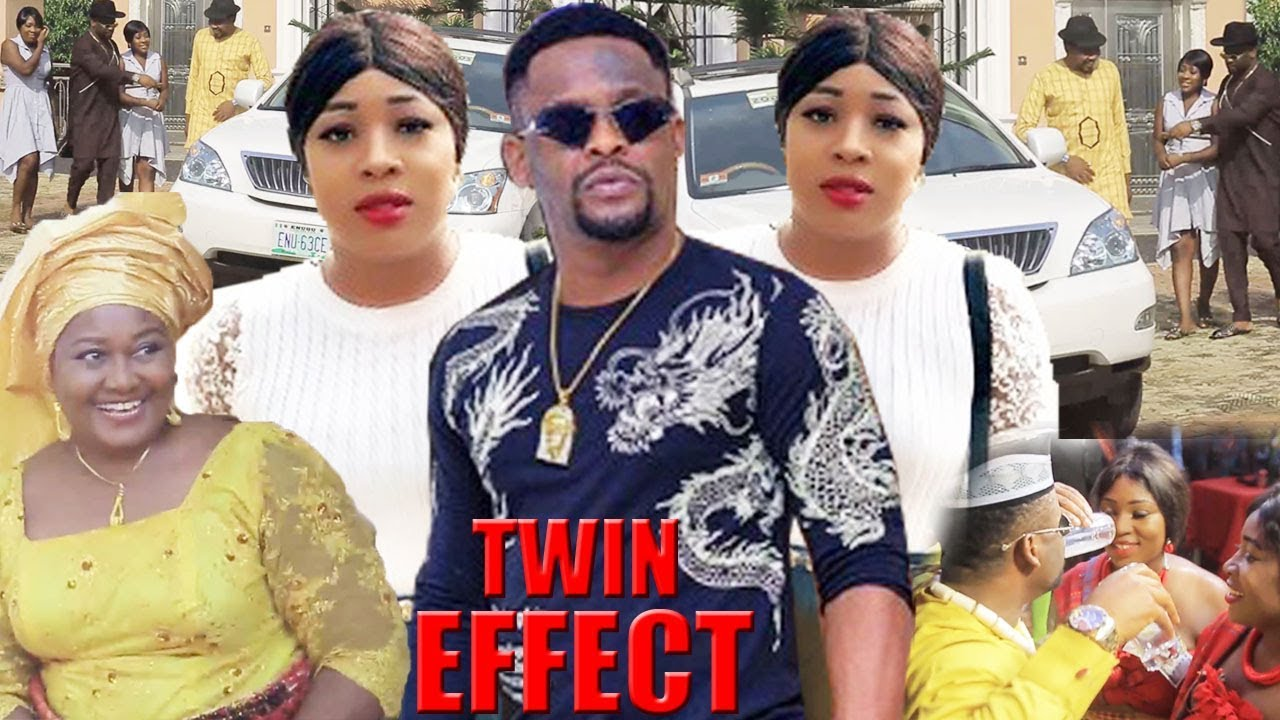 Download TWIN EFFECT Part 1&2 - Zubby Micheal Latest Nigerian Movies 2020/ African Movies