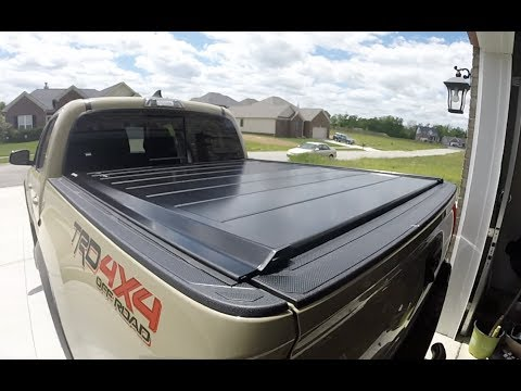 Peragon Truck Bed Cover Review Doovi